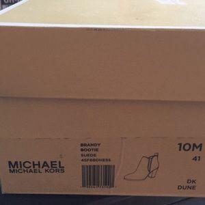 Michael Kors boots Brand new women's US size 10